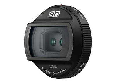 Panasonic 3D Lumix G 12,5mm/12