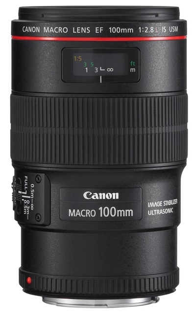 Canon EF 100mm/2,8L IS USM Macro | abzgl. 125€ Sofortrabatt