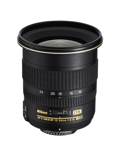 Nikon AF-S DX 12-24mm/4G IF-ED