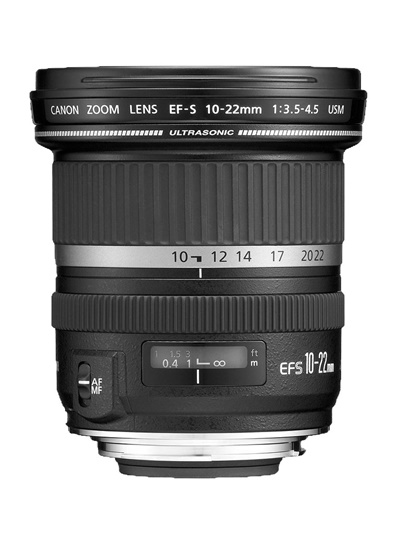 Canon EF-S 10-22mm/3,5-4,5 USM