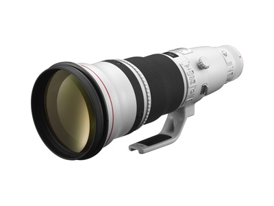 Canon EF 600mm/4L IS II USM