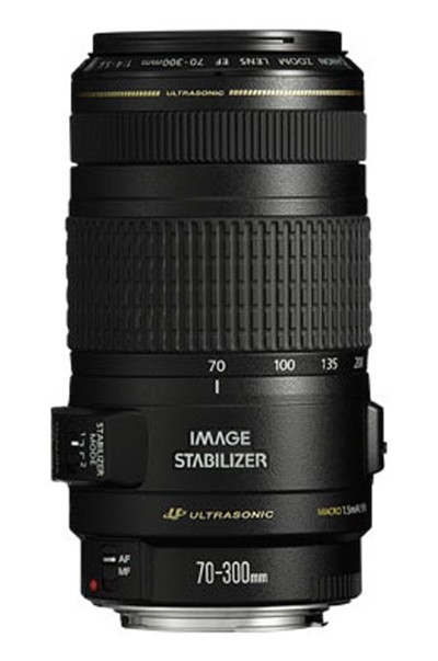 Canon EF 70-300mm/4-5,6 IS USM