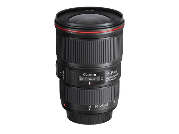 Canon EF 16-35mm/4L IS USM | abzgl. 80€ Cashback