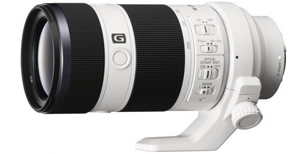 Sony SEL FE 70-200mm/4 G OSS