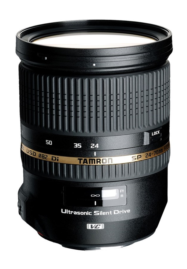 Tamron 24-70mm/2,8 SP DI VC USD Canon