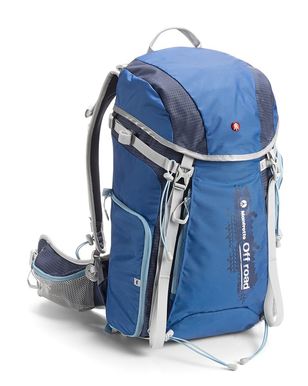 Manfrotto Off road Rucksack 30l blau