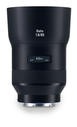 ZEISS Batis 85mm/1,8 Sony E-Mount FE