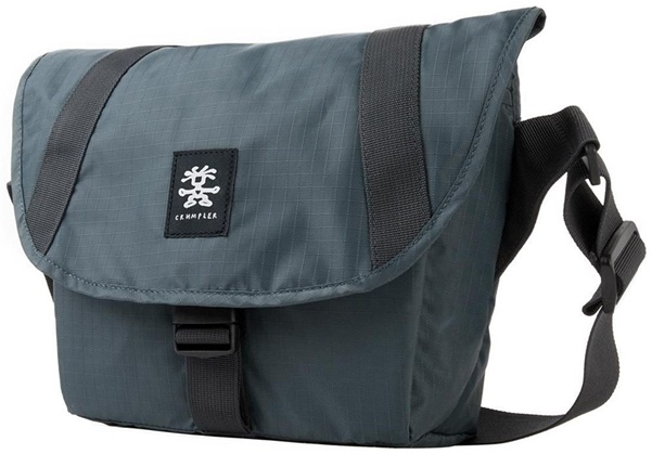 Crumpler Light Delight 4000 steel grey