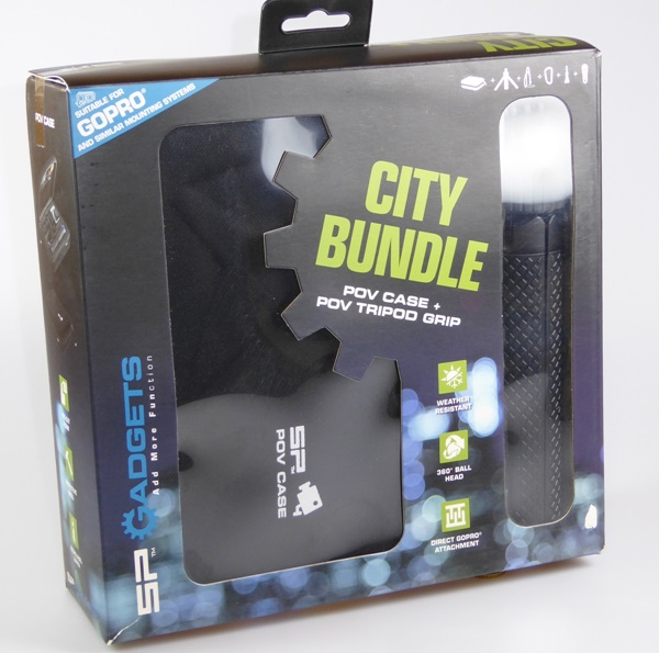 SP Gadgets CITY BUNDLE TASCHE+STATIVGRIFF