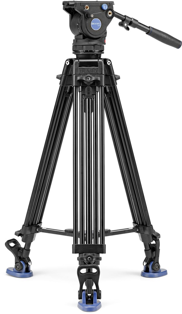 Benro Video Twin Leg BV6