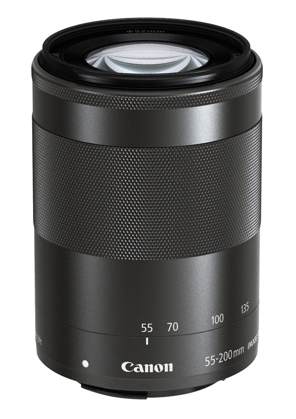 Canon EF-M 55-200mm/4,5-6,3 IS STM