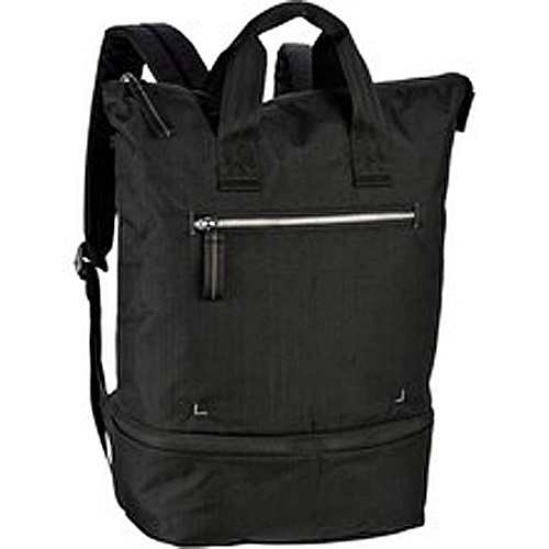 Crumpler Doozie Photo Backpack bk/silve