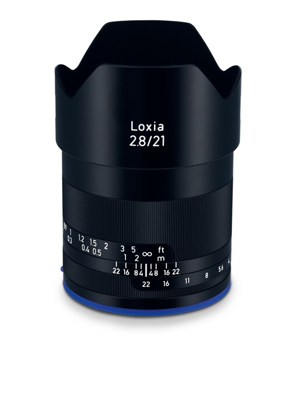 ZEISS Loxia 21mm/2,8 Sony E-Mount