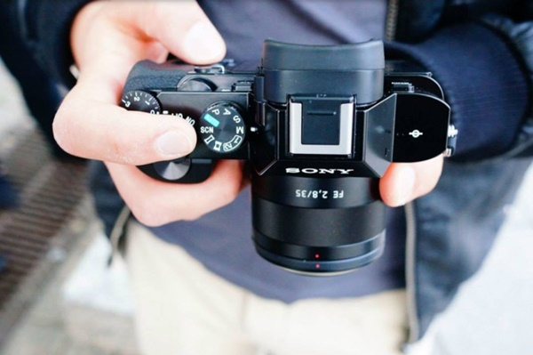 Workshop *Sony Alpha 7 Serie | 16.03.19, 10:30-17:30Uhr