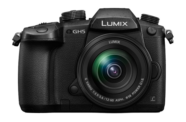 Panasonic Lumix DC-GH5 + 12-60mm O.I.S.
