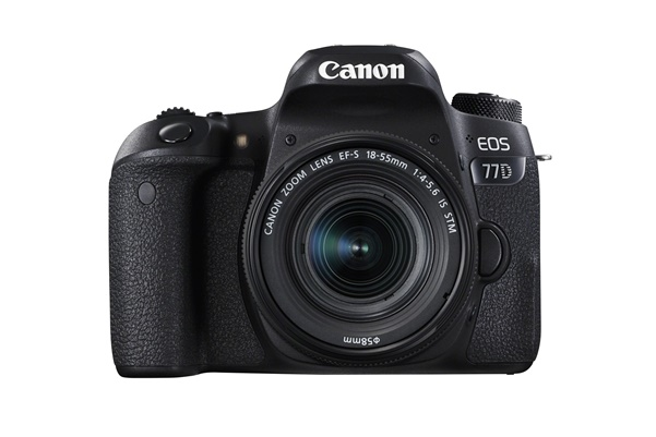 Canon EOS 77D + EF-S 18-55mm/4-5,6 IS STM