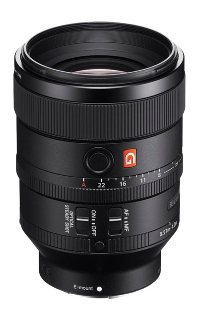 Sony SEL FE 100mm/2,8 STF GM OSS