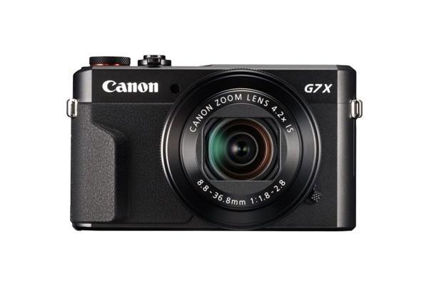Canon PowerShot G7 x Mark II Premium-Kit