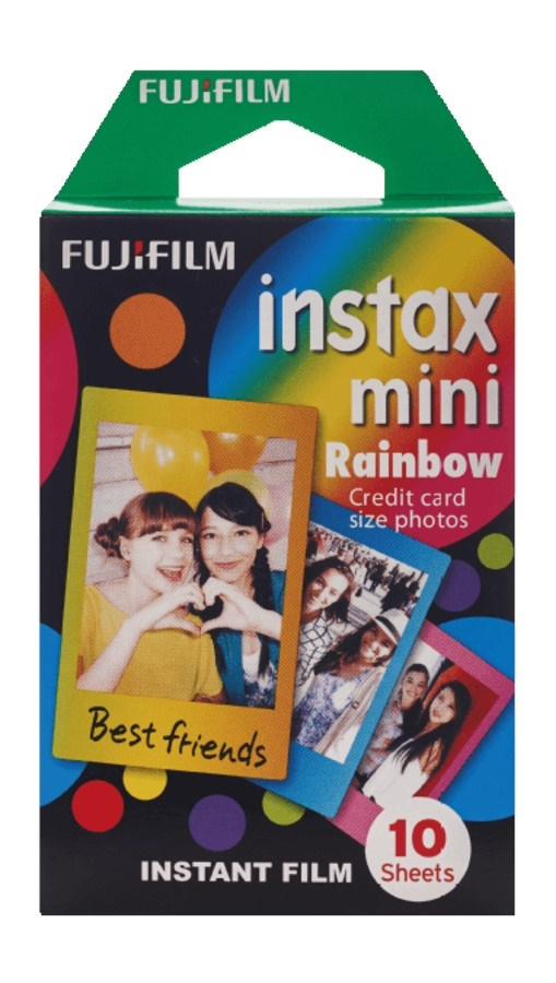 Fujifilm Instax Mini Film Rainbow