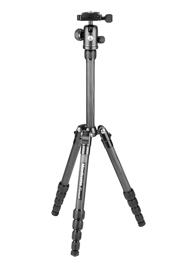Manfrotto Element Traveller Carbon Kit, klein