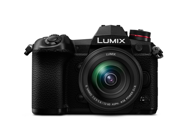Panasonic Lumix DC-G9 + 12-60mm/3,5-5,6