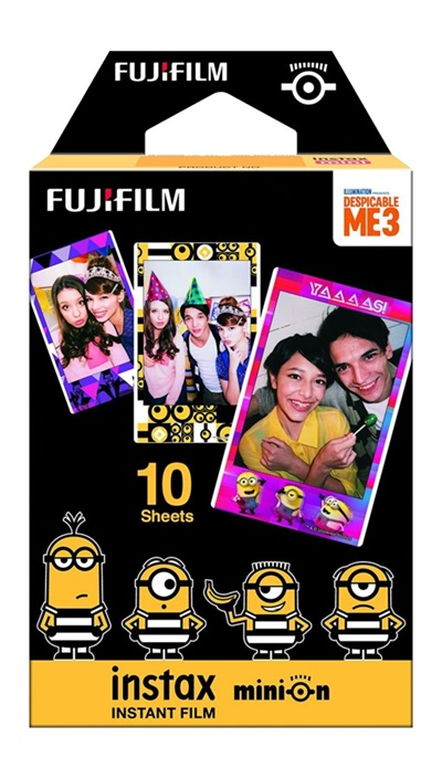 Fujifilm Instax Mini Minion DM2