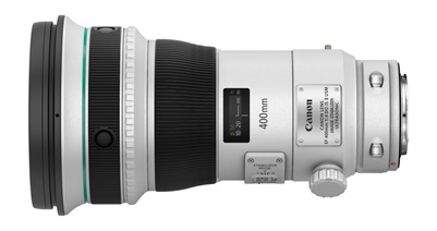 Canon EF 400mm/4 DO IS II USM
