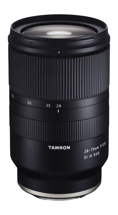 Tamron 28-75mm/2,8 DI III RXD Sony E-Mount