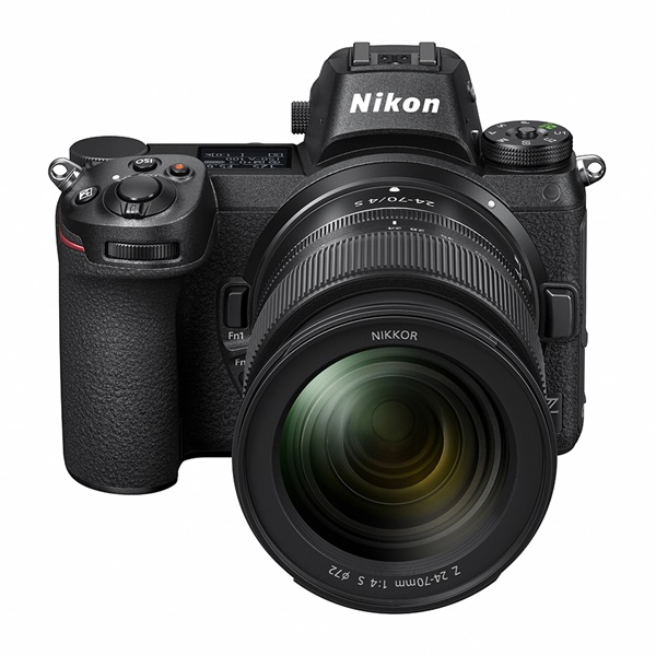 Nikon Z7 Kit + Z 24-70mm/4 S + 64GB XQD-Karte