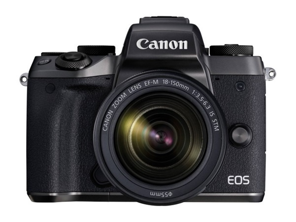 Canon EOS M5 + EF-M 18-150mm IS STM + Adapter EU26
