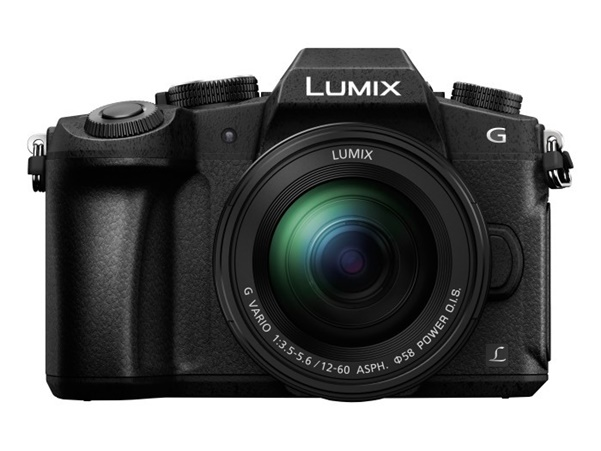 Panasonic Lumix DMC-G81 + 12-60mm