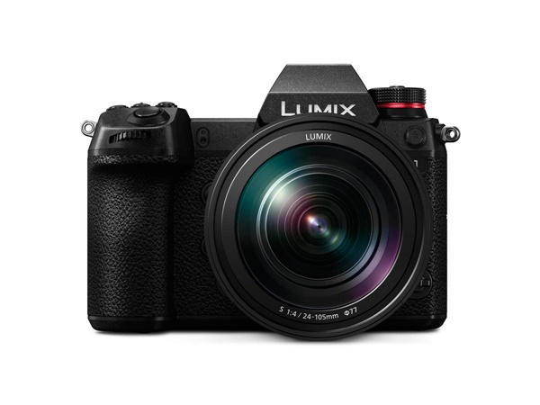 Panasonic Lumix DC-S1 + Lumix S 24-105mm/4