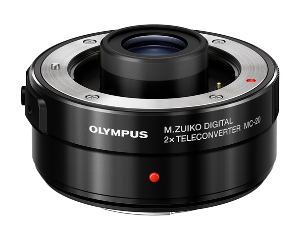 Olympus M.Zuiko Digital 2x Teleconverter MC‑20 | abzgl. 50€ Sofortrabatt