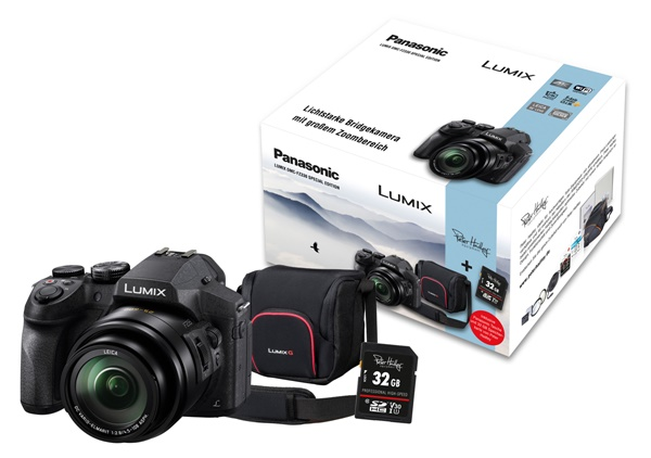Panasonic Lumix DMC-FZ330 Special Edition