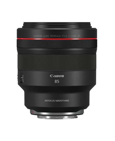 Canon RF 85mm/1,2L USM DS