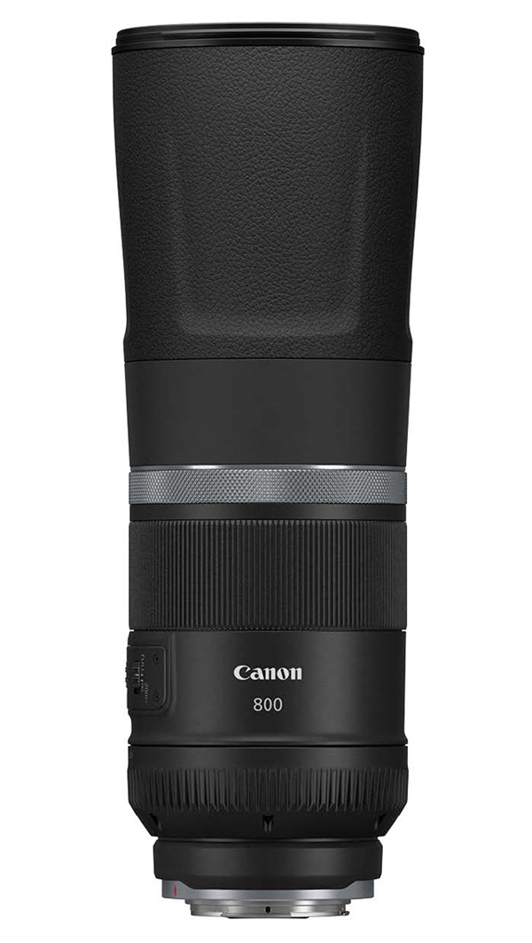 Canon RF 800mm/11 IS STM