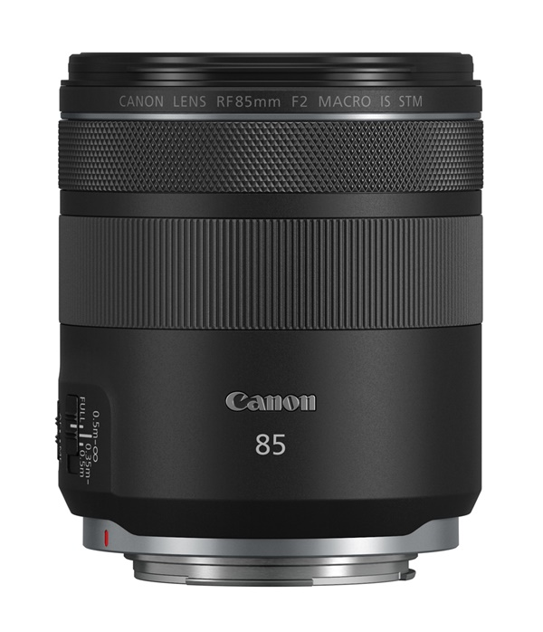 Canon RF 85mm/2 IS STM Makro